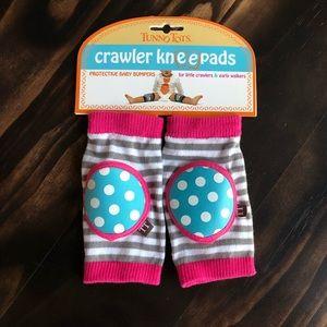 TunnoTots Crawler Padded Knee Leg Warmers